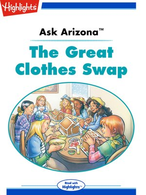 cover image of Ask Arizona: The Great Clothes Swap