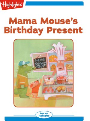 cover image of Mama Mouse's Birthday Present