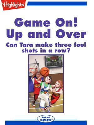 cover image of Game On: Up and Over