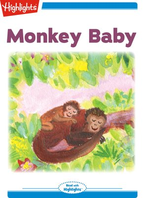 cover image of Monkey Baby