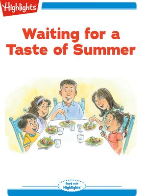 cover image of Welcome for a Taste of Summer