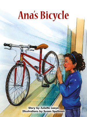 cover image of Ana's Bicycle