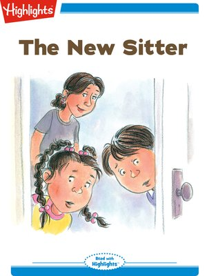 cover image of The New Sitter
