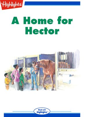cover image of A Home for Hector