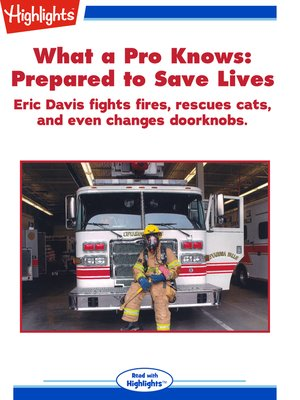 cover image of Prepared to Save Lives
