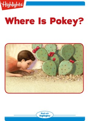 cover image of Where is Pokey?