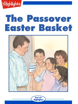 cover image of The Passover Easter Basket
