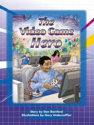 cover image of The Video Game Hero