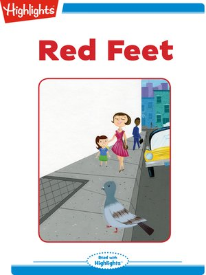 cover image of Red Feet