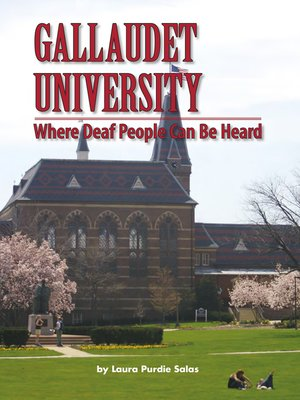 cover image of Gallaudet University