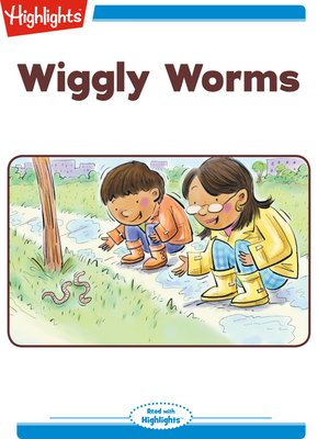 cover image of Wiggly Worms