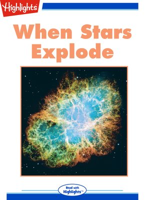 cover image of When Stars Explode