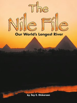cover image of The Nile File