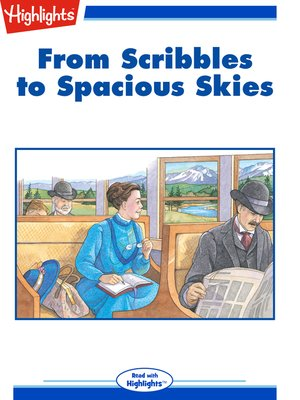 cover image of From Scribbles to Spacious Skies