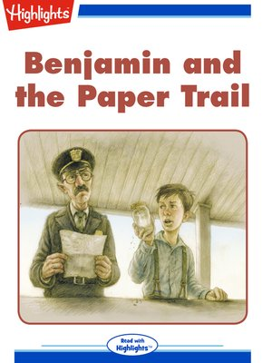 cover image of Benjamin and the Paper Trail