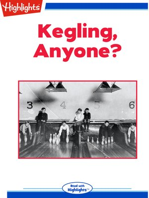 cover image of Kegling Anyone?