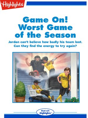 cover image of GAME ON!: Worst Game of the Season
