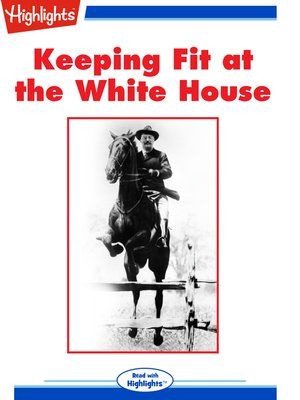 cover image of Keeping Fit at the White House