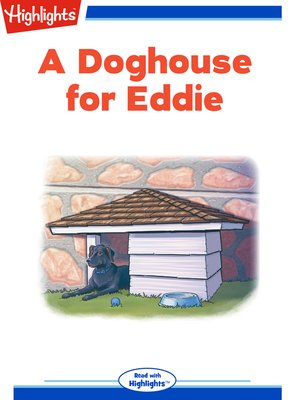 cover image of A Doghouse for Eddie