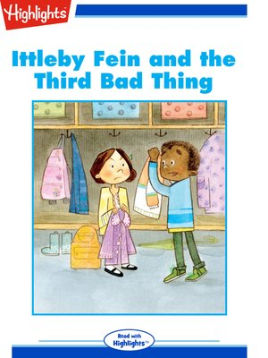 cover image of Ittleby Fein and the Third Bad Thing