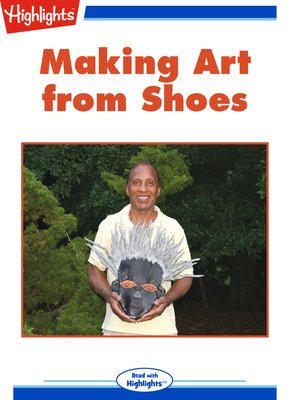 cover image of Making Art from Shoes