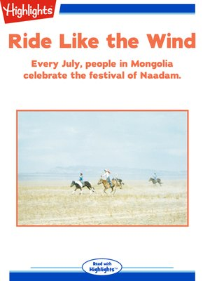 cover image of Ride Like the Wind