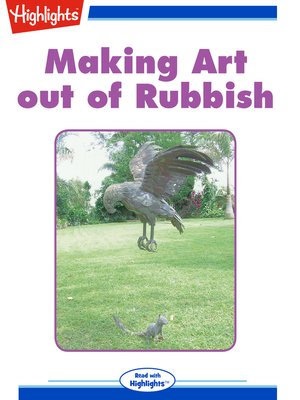 cover image of Making Art out of Rubbish