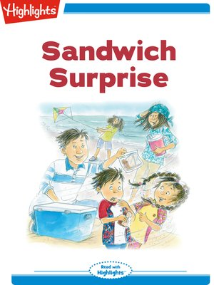 cover image of Sandwich Surprise