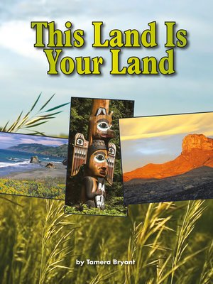 cover image of This Land Is Your Land