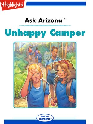 cover image of Unhappy Camper