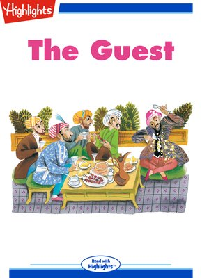cover image of The Guest