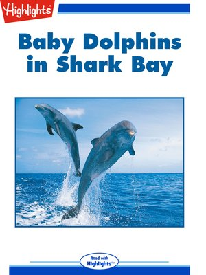 cover image of Baby Dolphins in Shark Bay