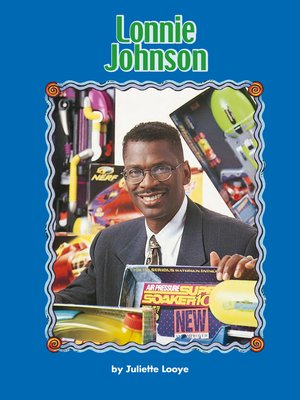 cover image of Lonnie Johnson