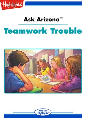 cover image of Teamwork Trouble