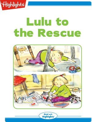 cover image of Lulu to the Rescue
