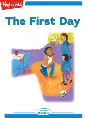 cover image of The First Day