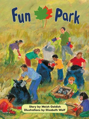 cover image of Fun Park