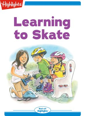 cover image of Learning to Skate