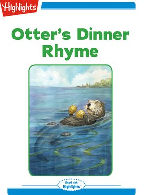 cover image of Otter's Dinner