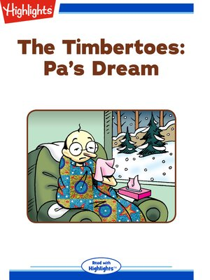 cover image of The Timbertoes: Pa's Dream