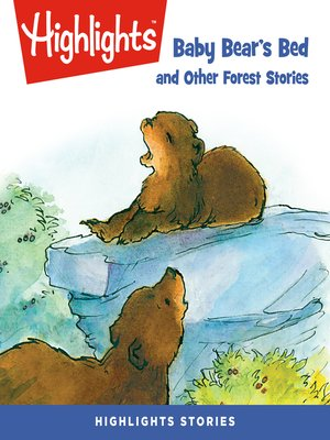 cover image of Baby Bear's Bed and Other Forest Stories