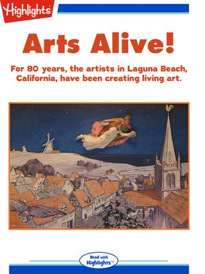 cover image of Arts Alive!