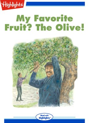 cover image of My Favorite Fruit: The Olive