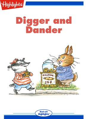 cover image of Digger and Dander