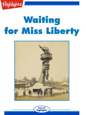cover image of Waiting for Miss Liberty