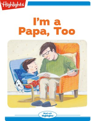 cover image of I'm a Papa Too
