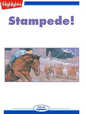 cover image of Stampede