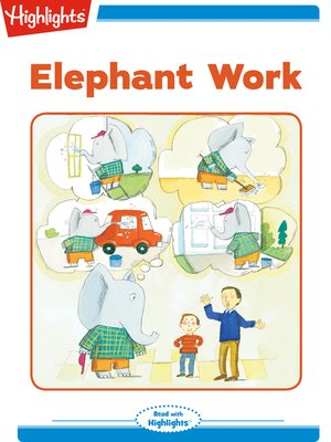 cover image of Elephant Work
