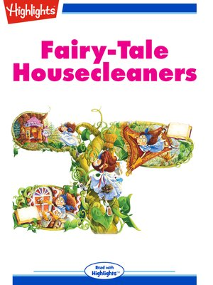 cover image of Fairy-Tale Housecleaners
