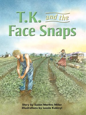cover image of T.K. and the Face Snaps